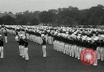 Image of Naval Academy Colors Presentation Annapolis Maryland USA, 1934, second 49 stock footage video 65675030595