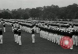 Image of Naval Academy Colors Presentation Annapolis Maryland USA, 1934, second 50 stock footage video 65675030595