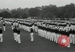 Image of Naval Academy Colors Presentation Annapolis Maryland USA, 1934, second 53 stock footage video 65675030595