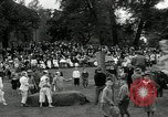 Image of circus performers Philadelphia Pennsylvania USA, 1934, second 19 stock footage video 65675030598
