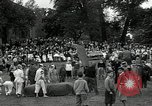 Image of circus performers Philadelphia Pennsylvania USA, 1934, second 22 stock footage video 65675030598