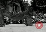 Image of circus performers Philadelphia Pennsylvania USA, 1934, second 49 stock footage video 65675030598