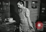 Image of Domestic chores without electricity Saint Clairsville Ohio USA, 1940, second 14 stock footage video 65675030602
