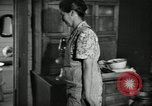Image of Domestic chores without electricity Saint Clairsville Ohio USA, 1940, second 15 stock footage video 65675030602