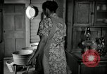 Image of Domestic chores without electricity Saint Clairsville Ohio USA, 1940, second 16 stock footage video 65675030602