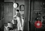 Image of Domestic chores without electricity Saint Clairsville Ohio USA, 1940, second 20 stock footage video 65675030602