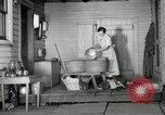 Image of Domestic chores without electricity Saint Clairsville Ohio USA, 1940, second 23 stock footage video 65675030602