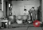 Image of Domestic chores without electricity Saint Clairsville Ohio USA, 1940, second 28 stock footage video 65675030602