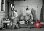 Image of Domestic chores without electricity Saint Clairsville Ohio USA, 1940, second 30 stock footage video 65675030602