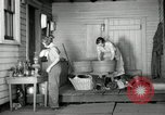 Image of Domestic chores without electricity Saint Clairsville Ohio USA, 1940, second 32 stock footage video 65675030602