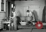 Image of Domestic chores without electricity Saint Clairsville Ohio USA, 1940, second 33 stock footage video 65675030602