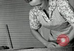 Image of Domestic chores without electricity Saint Clairsville Ohio USA, 1940, second 36 stock footage video 65675030602