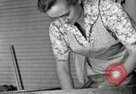 Image of Domestic chores without electricity Saint Clairsville Ohio USA, 1940, second 37 stock footage video 65675030602