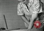 Image of Domestic chores without electricity Saint Clairsville Ohio USA, 1940, second 38 stock footage video 65675030602