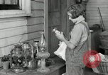 Image of Domestic chores without electricity Saint Clairsville Ohio USA, 1940, second 51 stock footage video 65675030602