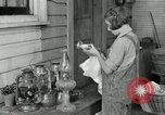 Image of Domestic chores without electricity Saint Clairsville Ohio USA, 1940, second 52 stock footage video 65675030602