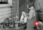 Image of Domestic chores without electricity Saint Clairsville Ohio USA, 1940, second 53 stock footage video 65675030602