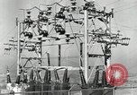 Image of rural family enjoying new benefits of electricity Saint Clairsville Ohio USA, 1940, second 25 stock footage video 65675030607