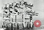 Image of rural family enjoying new benefits of electricity Saint Clairsville Ohio USA, 1940, second 26 stock footage video 65675030607