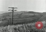 Image of rural family enjoying new benefits of electricity Saint Clairsville Ohio USA, 1940, second 50 stock footage video 65675030607