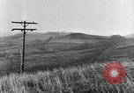 Image of rural family enjoying new benefits of electricity Saint Clairsville Ohio USA, 1940, second 51 stock footage video 65675030607