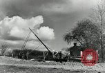 Image of rural family enjoying new benefits of electricity Saint Clairsville Ohio USA, 1940, second 58 stock footage video 65675030607