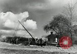 Image of rural family enjoying new benefits of electricity Saint Clairsville Ohio USA, 1940, second 59 stock footage video 65675030607