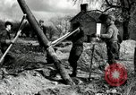 Image of rural family enjoying new benefits of electricity Saint Clairsville Ohio USA, 1940, second 62 stock footage video 65675030607