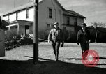 Image of benefits of electricity to early farmers Saint Clairsville Ohio USA, 1940, second 1 stock footage video 65675030608