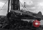Image of P-38 plane assembly Australia, 1942, second 54 stock footage video 65675030611