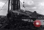 Image of P-38 plane assembly Australia, 1942, second 57 stock footage video 65675030611