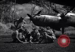Image of P-38 planes of 80th fighter squadron Pacific Theater, 1944, second 25 stock footage video 65675030621