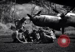Image of P-38 planes of 80th fighter squadron Pacific Theater, 1944, second 29 stock footage video 65675030621