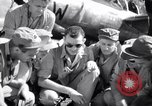 Image of P-38 planes of 80th fighter squadron Pacific Theater, 1944, second 35 stock footage video 65675030621