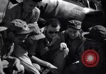 Image of P-38 planes of 80th fighter squadron Pacific Theater, 1944, second 36 stock footage video 65675030621