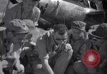 Image of P-38 planes of 80th fighter squadron Pacific Theater, 1944, second 39 stock footage video 65675030621
