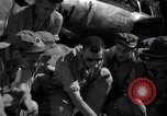 Image of P-38 planes of 80th fighter squadron Pacific Theater, 1944, second 40 stock footage video 65675030621