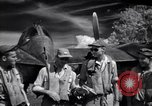 Image of P-38 planes of 80th fighter squadron Pacific Theater, 1944, second 44 stock footage video 65675030621