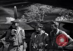 Image of P-38 planes of 80th fighter squadron Pacific Theater, 1944, second 48 stock footage video 65675030621