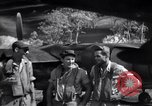 Image of P-38 planes of 80th fighter squadron Pacific Theater, 1944, second 49 stock footage video 65675030621