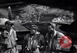 Image of P-38 planes of 80th fighter squadron Pacific Theater, 1944, second 50 stock footage video 65675030621