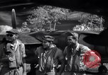 Image of P-38 planes of 80th fighter squadron Pacific Theater, 1944, second 51 stock footage video 65675030621