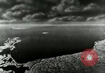 Image of missile trajectory Peenemunde Germany, 1944, second 14 stock footage video 65675030632