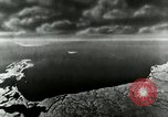 Image of missile trajectory Peenemunde Germany, 1944, second 22 stock footage video 65675030632