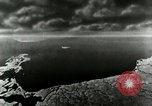 Image of missile trajectory Peenemunde Germany, 1944, second 32 stock footage video 65675030632