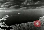 Image of missile trajectory Peenemunde Germany, 1944, second 41 stock footage video 65675030632