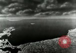 Image of missile trajectory Peenemunde Germany, 1944, second 43 stock footage video 65675030632