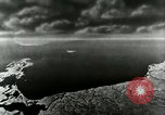 Image of missile trajectory Peenemunde Germany, 1944, second 50 stock footage video 65675030632