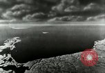 Image of missile trajectory Peenemunde Germany, 1944, second 54 stock footage video 65675030632
