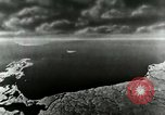 Image of missile trajectory Peenemunde Germany, 1944, second 59 stock footage video 65675030632